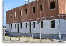 Véronique Moison AMO 49 : Construction bâtiment positif à Montreuil Juigné